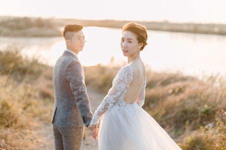 美式婚紗|Celine + Wen Engagement |自助婚紗 -美式婚禮 -台中婚紗
