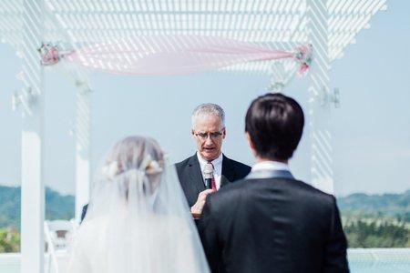 美式婚禮|YUKI+HAN WEDDING |心之芳庭婚禮 - 美式婚禮紀錄 - 婚禮攝影 - 美式婚攝|