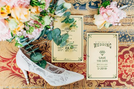 美式婚禮|ABBY+WINSTON WEDDING |台中築夢地戶外婚禮 - 美式婚禮紀錄 - 婚禮攝影 - 美式婚攝|