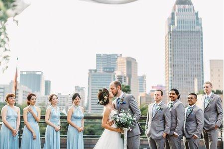 美式婚禮 / 婚禮攝影