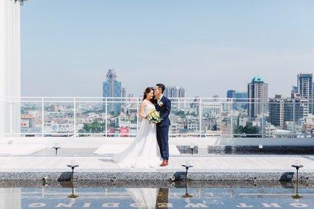 美式婚禮|WALLACE&WENNY WEDDING |萊特薇庭婚禮 - 美式婚禮紀錄 - 婚禮攝影 - 美式婚攝|