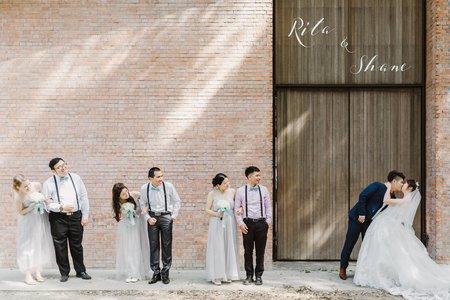 美式婚禮|Rita& Shane Wedding | 顏氏牧場婚禮美式婚禮紀錄 - 戶外婚禮 - 美式婚攝