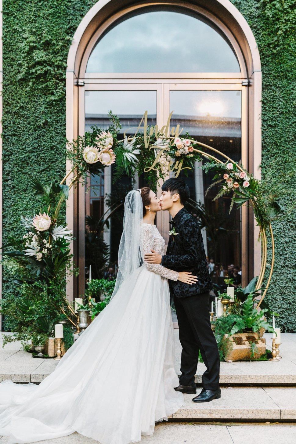 美式婚禮|Andy& Zoey Wedding | 萬豪酒店婚禮|美式婚禮紀錄 - 戶外婚禮 - 美式婚攝105 - Amazing Grace Studio - 結婚吧