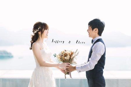 美式婚禮|Jeffrey & Elise Wedding | 雲品溫泉酒店婚禮|美式婚禮紀錄