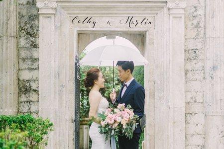 美式婚紗|Cathy & Martin Engagement |清境老英格蘭自助婚紗 -美式婚禮 -台中婚紗