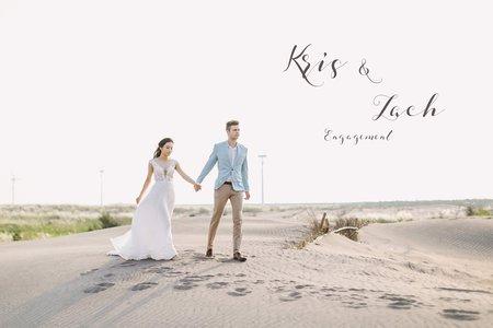 美式婚紗|Kris&Zach Engagement |Fine Art 婚紗 -美式婚禮 -台中自助婚紗