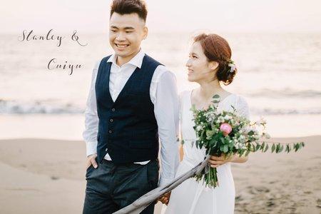 美式婚紗|Stanley&Cuiyu Engagement |美式婚紗-自助婚紗 -台中婚紗