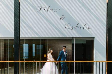 美式婚禮|Felix & Estela Wedding | 日月潭涵碧樓|美式婚禮紀錄