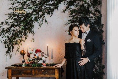 美式婚紗|Jubie&Luke Engagement |美式自助婚紗 -戶外婚紗-台中婚紗