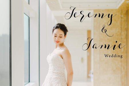 美式婚禮|JEREMY&JAMIE Wedding | 高雄林皇宮婚禮 |美式婚禮紀錄