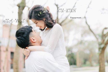 美式婚紗|YU-YUN & JIA-WEI Engagement |美式自助婚紗-戶外婚紗-台中婚紗