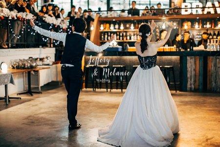 美式婚禮|Jeffery & Melanie  Wedding | 陽明山美軍俱樂部婚禮 |美式婚禮紀錄