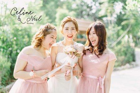 美式婚禮|Celine & Neil Wedding | 築夢地婚禮|美式婚禮紀錄