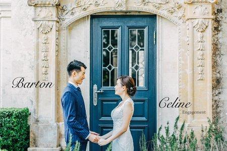 美式婚紗|Barton & Celine Engagement |美式婚紗-自助婚紗-戶外婚紗-老英格蘭婚紗