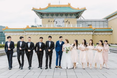 美式婚禮|JACKY&JUDY Wedding | 故宮晶華酒店婚禮|美式婚禮紀錄|美式婚紗