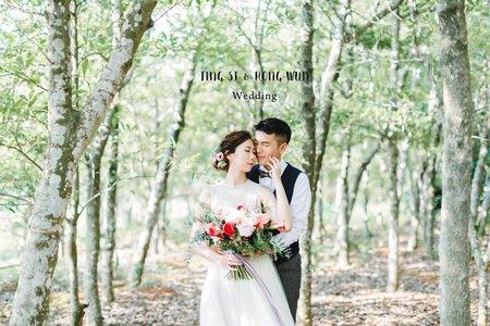 美式婚紗|TING-SI & HONG-WUN  Engagement |美式婚紗-自助婚紗-戶外婚紗-台北婚紗-台中婚紗