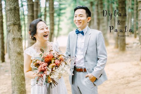 美式婚紗|Dylan & Paula  Engagement |美式婚紗-自助婚紗-台北婚紗-台中婚紗