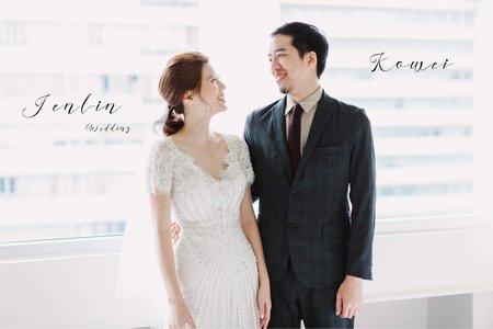 美式婚禮|Kowei & Jenlin Wedding |中山意舍婚禮|美式婚禮紀錄|婚禮Party