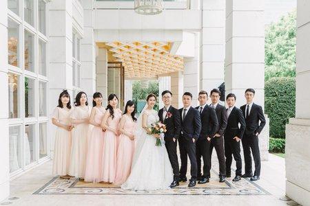 美式婚禮|Albert&Lisa Wedding |林皇宮花園婚禮|美式婚禮紀錄|戶外婚禮