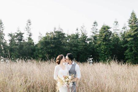 美式婚紗|小小&zorg  Engagement |美式婚紗-自助婚紗-戶外婚紗-台中婚紗