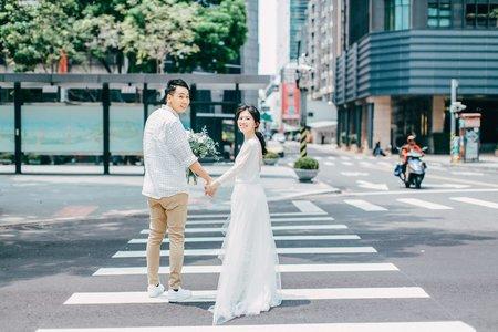 美式婚紗|BI-YU&JUN-YAN  Engagement |美式婚紗-自助婚紗-便服婚紗-戶外婚紗-生活感婚紗