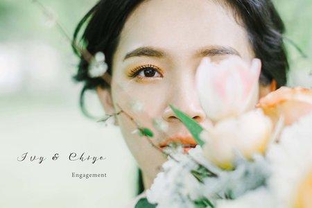 美式婚紗|Ivy& Chiyo Engagement |美式婚紗-自助婚紗-戶外婚紗-台中婚紗-台北婚紗
