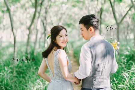 美式婚紗|Josephine & Glen Engagement|美式婚紗-自助婚紗-戶外婚紗-台中婚紗-台北婚紗