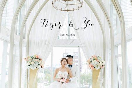 美式婚禮|Tiger & Yu  Wedding |萊特薇庭婚禮|美式婚禮紀錄|戶外婚禮|