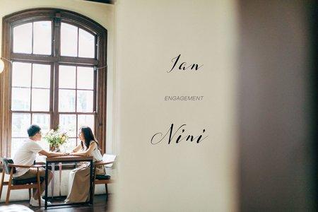 逐光婚紗|Nini & Ian Engagement|美式婚紗-自助婚紗