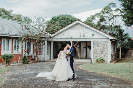 美式婚禮|Yansen & Staine Wedding |天使分享咖啡廳婚禮 -陽明山戶外證婚 -美式婚禮紀錄