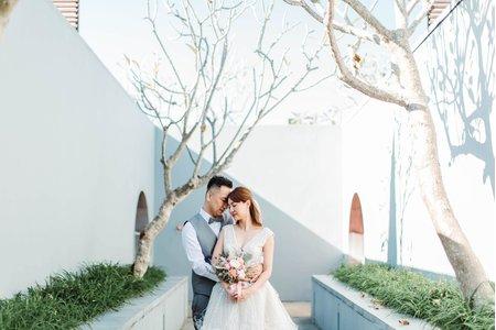 美式婚禮|Sun Moon Lake Wedding | 涵碧樓婚禮|美式婚禮紀錄 - 戶外婚禮 - 美式婚攝|