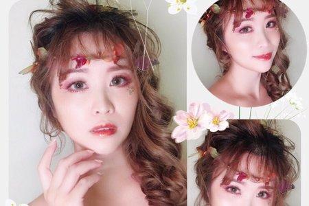 Makeup造型創作(春漾)