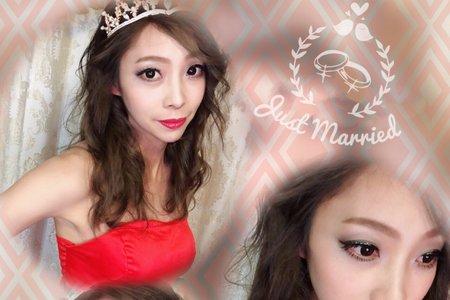 Make-up/新娘造型創作