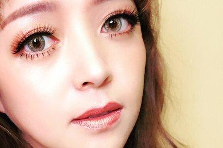 哥德籮莉風/混血瞳/Makeup/Lin Lin