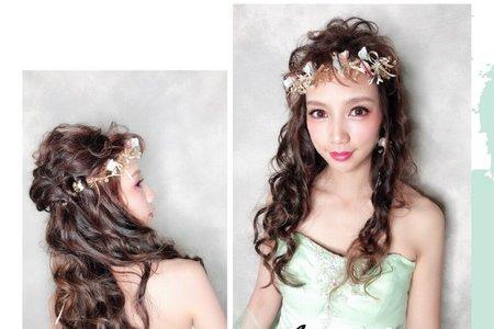 Make-up/新娘造型/苡心
