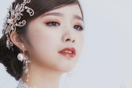 【古典新娘】質感精緻彩妝