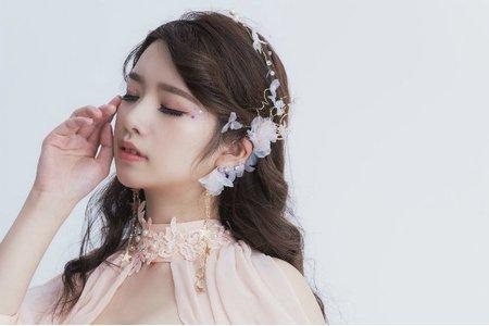 【韓風新娘】夢幻仙女風格