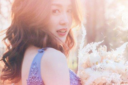 【婚紗造型】韓系唯美風格
