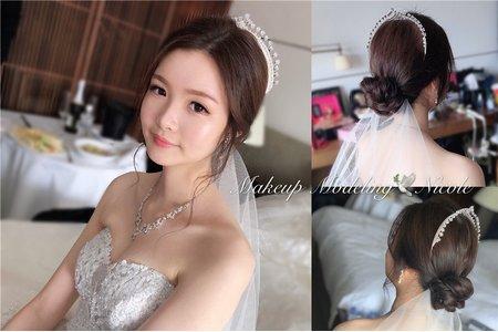 韓風新娘(文婷)白紗造型