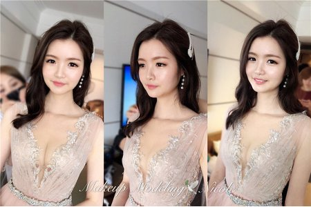 韓風新娘(文婷)名媛造型