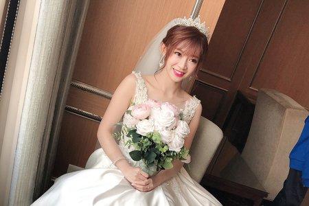 【皇冠進場造型】婚禮現場