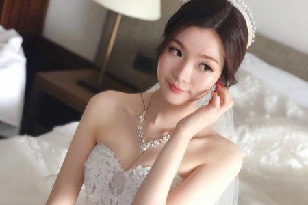 【白紗經典造型】婚禮現場