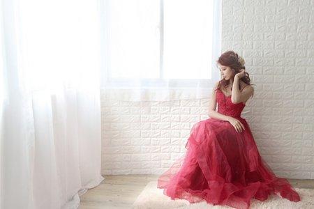 【婚紗造型】浪漫女神系列