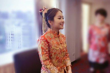 【中國風新娘】婚宴現場