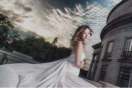 Bride ♥ Claire /作品 鮮花飾品