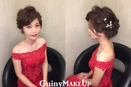 GuinyMAKEUP ♥ 圓舒