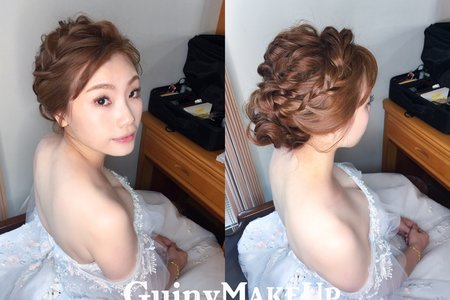 GuinyMAKEUP ♥ 庭安