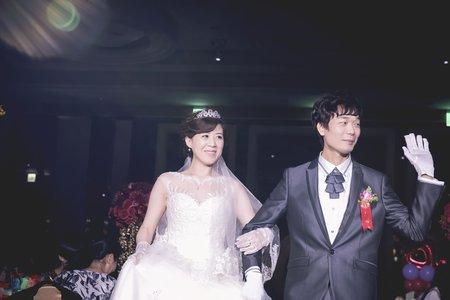 婚禮紀錄 l 詠添 ❤惠敏