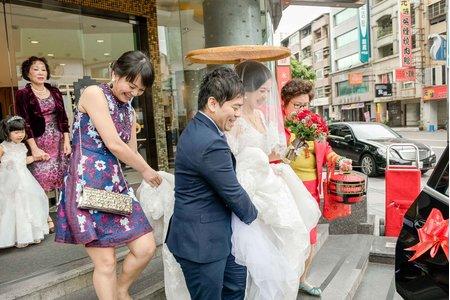 婚禮紀錄 ll Simon ❤ Jessika