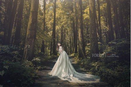 阿里山婚紗寫真